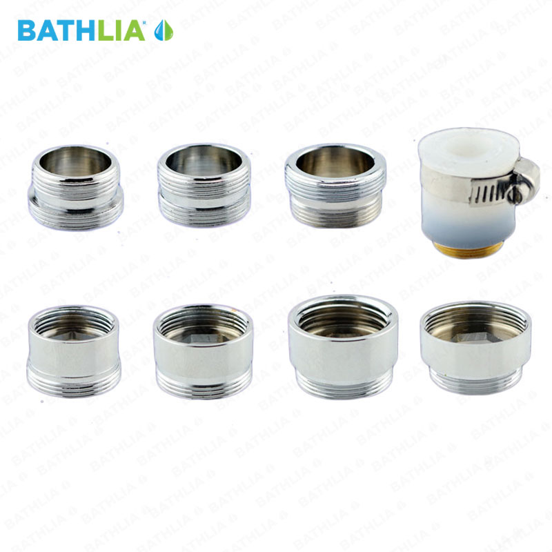 G1 2 Faucet Connector Adapter Universal Screw Adapter