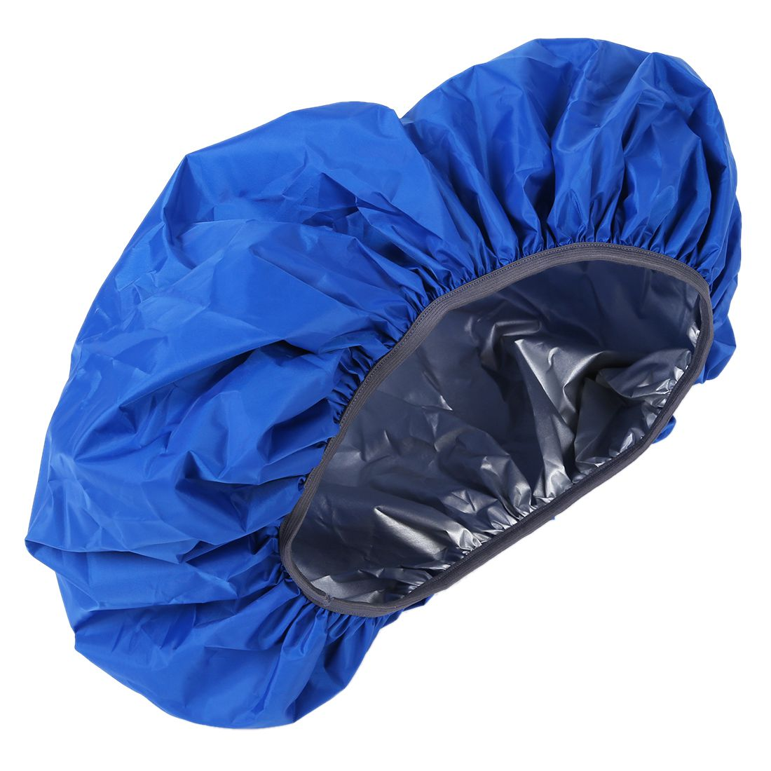 Новый Водонепроницаемый дорожный аксессуар рюкзак пыль дождевик 35L, серебро