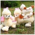 Free shipping dog plush toy 20cm size dog doll Shepherd poodle plush doll gift for kids