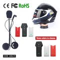 Free Shipping!!Brand Bluetooth Motorcycle Motorbike Helmet Bluetooth Waterproof Intercom Headset High Quality Support NFC Tech