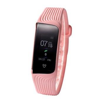 Disney brand women Smart wristwatches Multifunction Smart wristband Bluetooth Android IOS Charging Heart rate Sleep Tracker