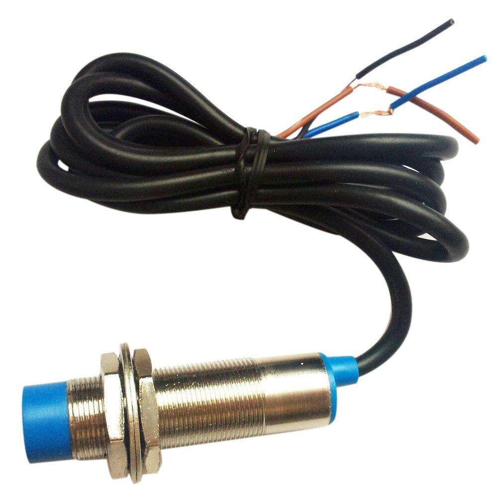 5PCS New LJ18A3-8-Z/BX Inductive Proximity Sensor Switch NPN DC6-36V D18mm promotion lj18a3 8 z bx 8mm approach sensor npn no switch dc 6 36v