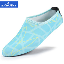 SABOLAY Multicolor men and women Diving socks Floating socks Swimming socks Beach socks shoes Upstream shoes
