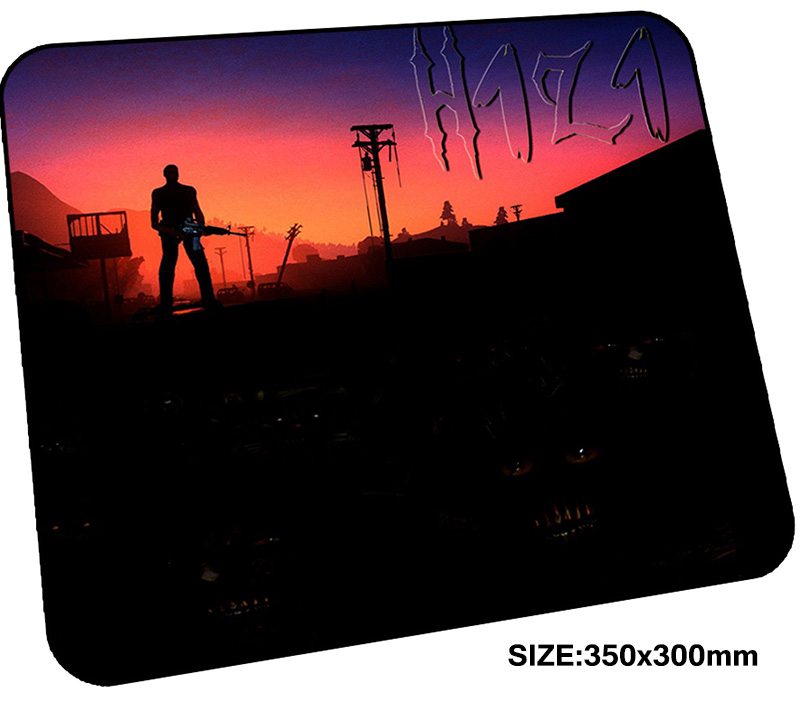 H1Z1 mousepad gamer 350x300x3mm gaming mouse pad Christmas gifts notebook pc accessories laptop padmouse Colourful ergonomic mat