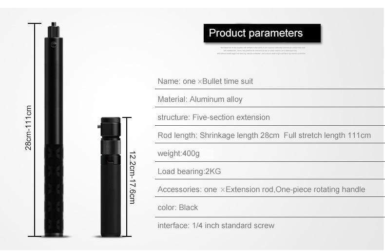 Cheap Acessórios para câmera de vídeo 360º