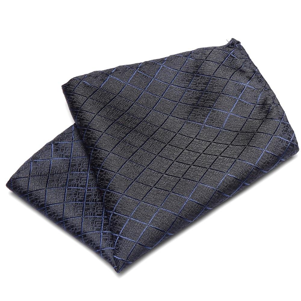 New Brand Men's Handkerchiefs Scarves Vintage Hankies Men's Suits Pocket Square Handkerchiefs Solid Color 50 Colors For Choose