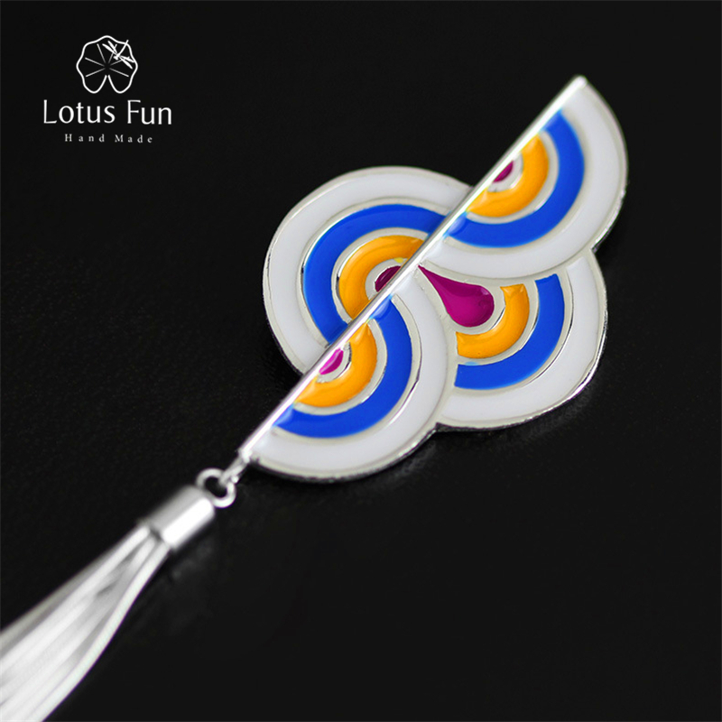 Lotus Fun Real 925 Sterling Silver Handmade Fine Jewelry Fashion Rosy Clouds Design Pendant without Chain Accessories for Women clouds without rain