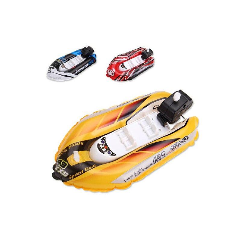 Kayak Pumps Clockwork Accessories Speedboat Kayak Ship Model Inflatable Boat Balloon Children's Outdoor Playing In The Water Toy