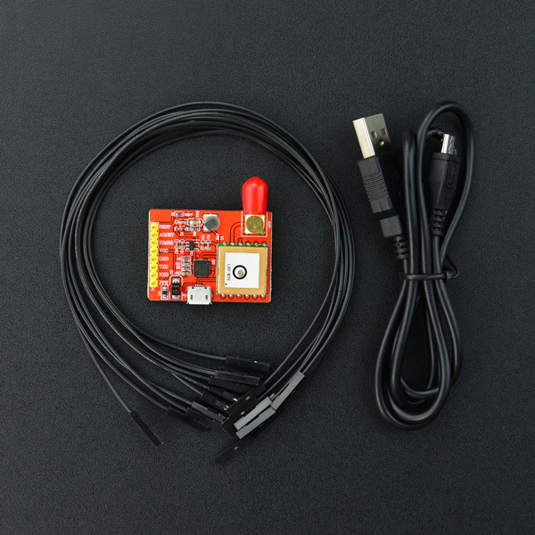 For USB/TTL raspberry pie GPS module L80-39 module