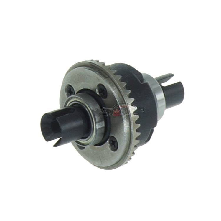 SST racing 1:10 model parts 09302 wave box differential gear group 1997/1995/1999 for RC car 1/10 SST electric four-drive hsp 02024 differential diff gear complete 38t for 1 10 rc model car spare parts fit buggy monster