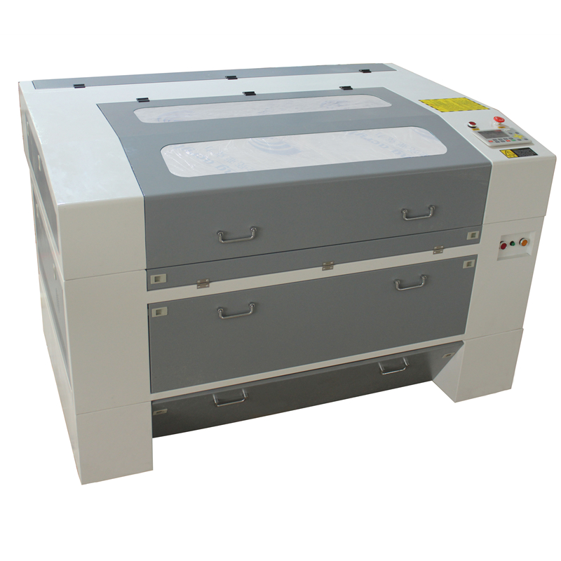 Free delivery Laser cutting machine 80w/co2 laser engraving cutting machine engraver 6090/laser cutting machine acrylic
