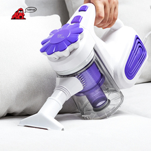 PUPPYOO Low Noise Portable Household Vacuum Cleaner Handheld Dust Collector and Aspirator WP526-C