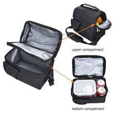 Reusable Insulated Thermal Waterproof Lunch Bag