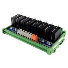 Original Omron Relay Module, 8-way 1NO+1NC 24v Electromagnetic Relay, G2RL-1-E цена в Москве и Питере