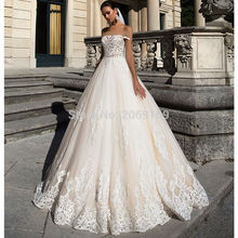 Cianlsria Vestido De Novia A-Line Wedding Dress