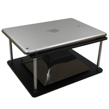 Tablet PC 3D Holográfica de Proyección holográfica Pirámide DIY para Max 12 pulgadas Tablet PC ipad 2 ipad 3 Hatsune MV proyector