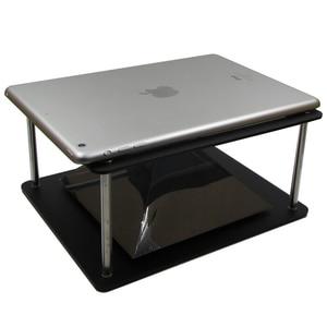 Image 1 - הולוגרפית Tablet PC 3D הקרנה פירמידת DIY עבור מקסימום 12 אינץ ipad 3 Hatsune MV מקרן