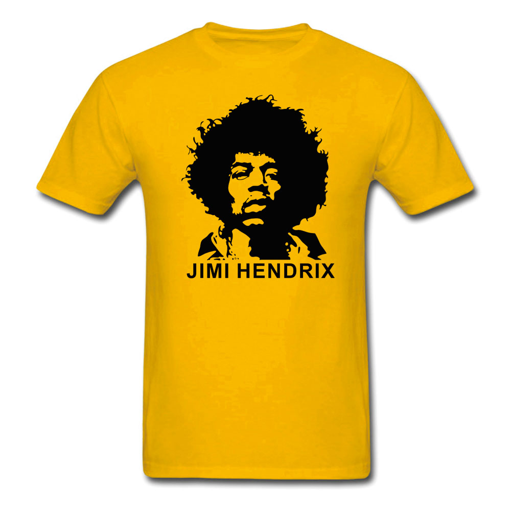 Jimi H Endrixใหม่กราฟิกพิมพ์แขนสั้นเสื้อTฤดูร้อนแฟชั่นผู้ชายผู้หญิงฝ้ายท็อปส์เสื้อยืดขนาดบวกXS-3XL