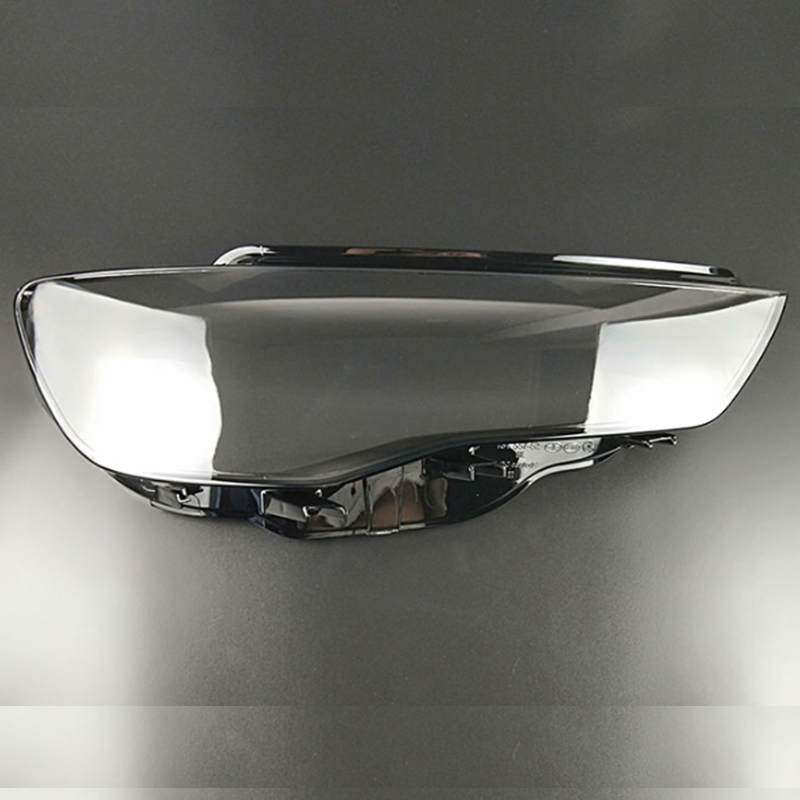 Headlight lampshade lens lampshade headlight plastic protective cover lens lamp glass surface for  audi A3 2013-2016Lamp housingHeadlight lampshade lens lampshade headlight plastic protective cover lens lamp glass surface for  audi A3 2013-2016Lamp housing