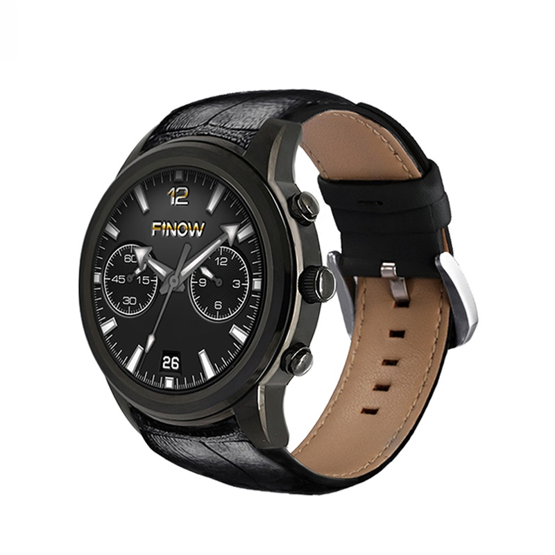 Original Smart Watch New sports watch wearable devices Bluetooth Watchphone Android 5.1 3G Smartwatch for IOS Relogio Masculino