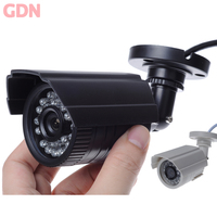 MiNi CCTV Security Camera Outdoor Bullet 700TVL 1 3 Color IR CUT Filter CMOS 3 6mm