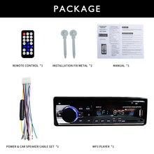 MP3 Player FM Car Radio Stereo Audio Music