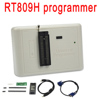 ORIGINAL RT809H EMMC Nand FLASH Extremely fast universal Programmer better than RT809F/TL866CS/TL866A /NAND