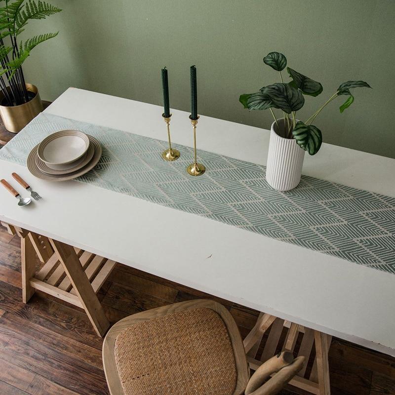 Modern Geometric Table Runner Best Children's Lighting & Home Decor Online Store