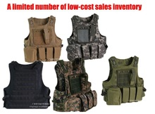High quality! Men tactical  colete masculino tatico gilet tactique Wild amphibious vest black green