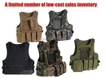 цена на High quality! Men military tactics tactical colete masculino colete tatico gilet tactique Wild amphibious vest black green vest
