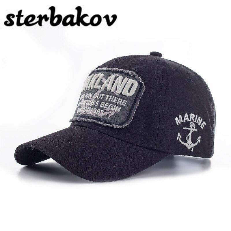 Venta al por mayor Spring Cotton Cap / Baseball Cap / Snapback Hat - Accesorios para la ropa