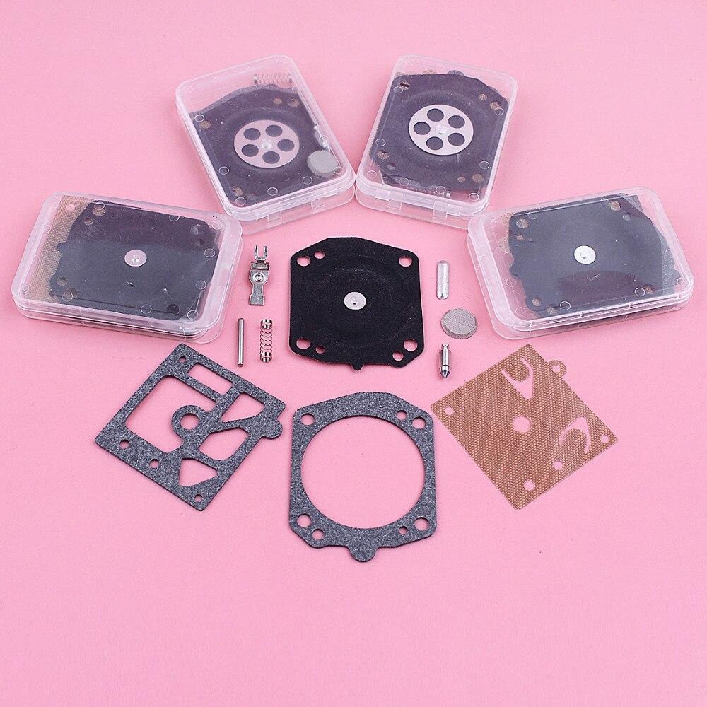 5pcs/lot Carburetor Repair Rebuild Kit For Stihl 029 039 044 046 MS270  MS280 MS290 MS341 MS361 MS390 MS440 Chainsaw Replace Part