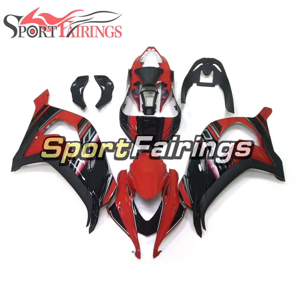 Complete Fairings For Kawasaki ZX10R 2016 Body Kits ABS Plastic Injection ZX 10R 2016 2017 Motorcycle