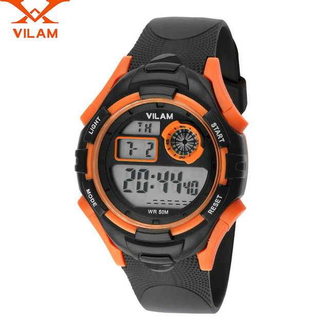 Famous brand Sports Watches digital lovers watch Men Women Boy Girls Student Clock Casual LED Multifunctional Wrist watches 75