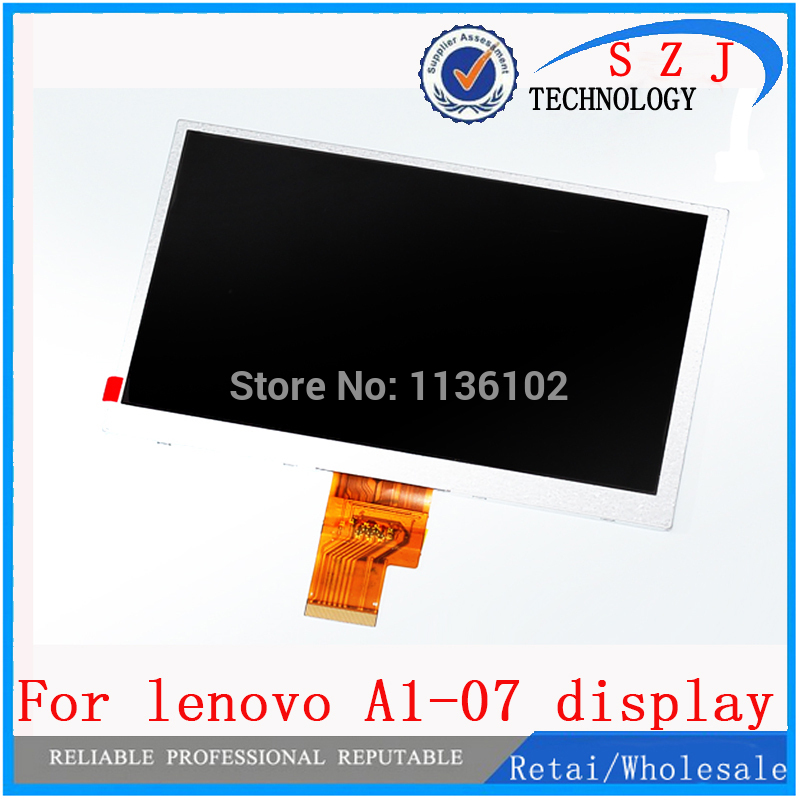 01j 32001099-01 Lcd Display For Lepad A1-07 Free Shipping Sale Overall Discount 50-70% Impartial New 7 Inch Lcd Display Hj070na Ej070na 01d