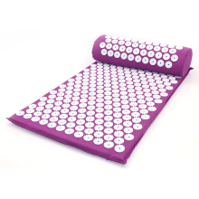 Massager Cushion Acupuncture Sets Relieve Stress Back Pain Acupressure Mat Fitness Massage Yoga Cushion/Pillow