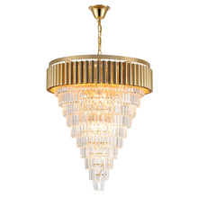 Modern Led Crystal Chandelier Lighting Lustre Chandeliers Lamparas Art creative personality hotel lobby Light fixture