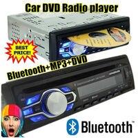 2015 سيارة جديدة dvd vcd cd mp3 راديو لاعب دعم بلوتوث الإجابة/الهاتف مرفوعة 12 فولت 1 الدين ستيريو الصوت mp3 بلوتوث aux in