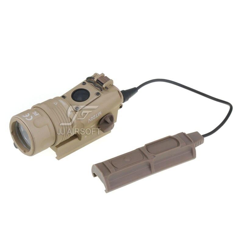 ACI SF M720V WeaponLight / Flashlight (Tan) защитные стекла и пленки interstep is sf 7uhtc0ctr 000b201