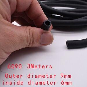 3M черный резиновый ремешок, используемые охотничьи рогатки, съемка катапульты, Резиновая лента для фитнеса, йоги, банджи, сильная эластична...