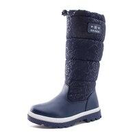 2017 Winter Kid S Boots Children Snow Boot Waterproof Non Slip Girl Boots Kids Girls Platform