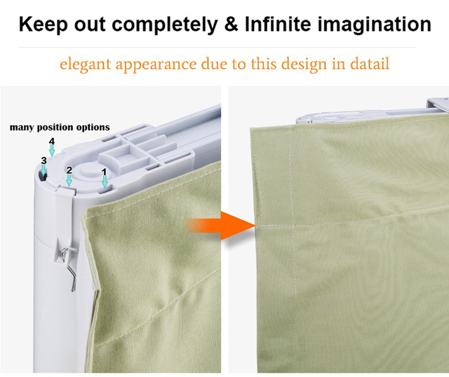 10 Stks duurzaam nylon materiaal Haak voor Somfy Gemotoriseerde ...