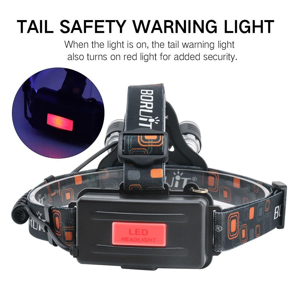 Headlamp Flashlight 1