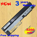 Para Lenovo IdeaPad S10-3 Genuine 10.8 v 5200 mAh bateria 48Wh L09S6Y14