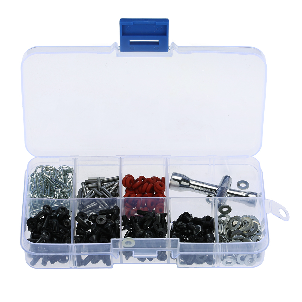 Selfless Special Repair Tool & Screws Box Set For 1/10 Hsp Rc Car Bracing Up The Whole System And Strengthening It Toys & Hobbies