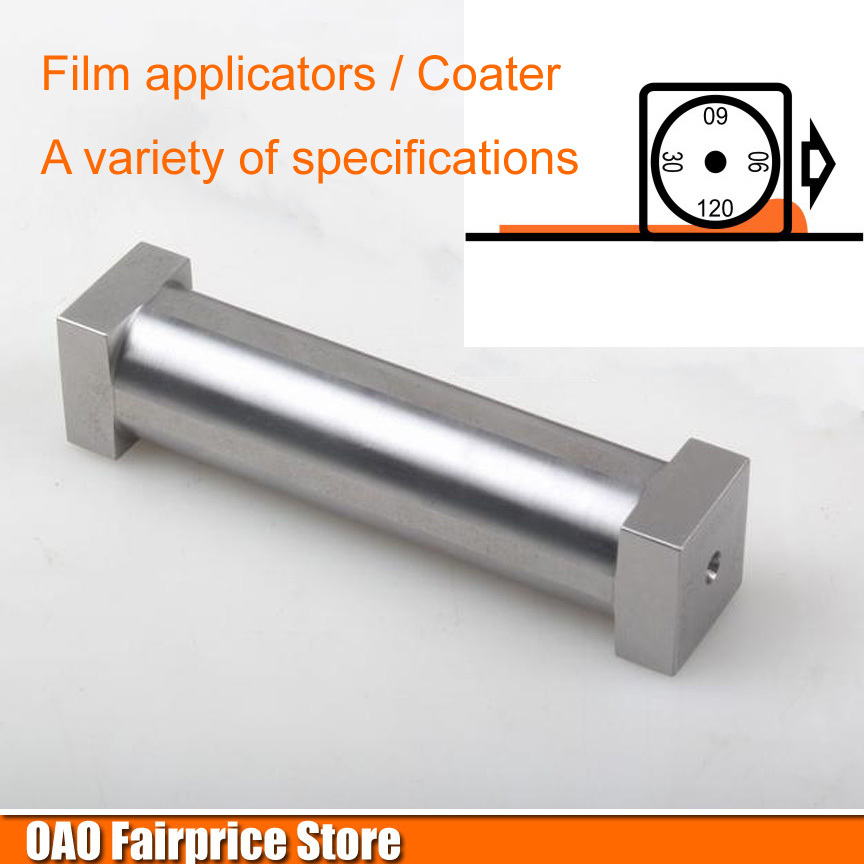 ZBQ 4 Wet film Coater wet film coating device Film applicators 4 sides can be used