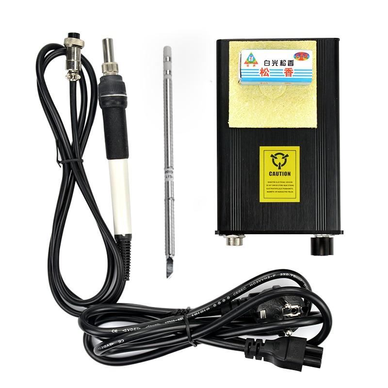 AC 110V 220V OLED T12 цифров терморегулатор за - Заваръчно оборудване - Снимка 4