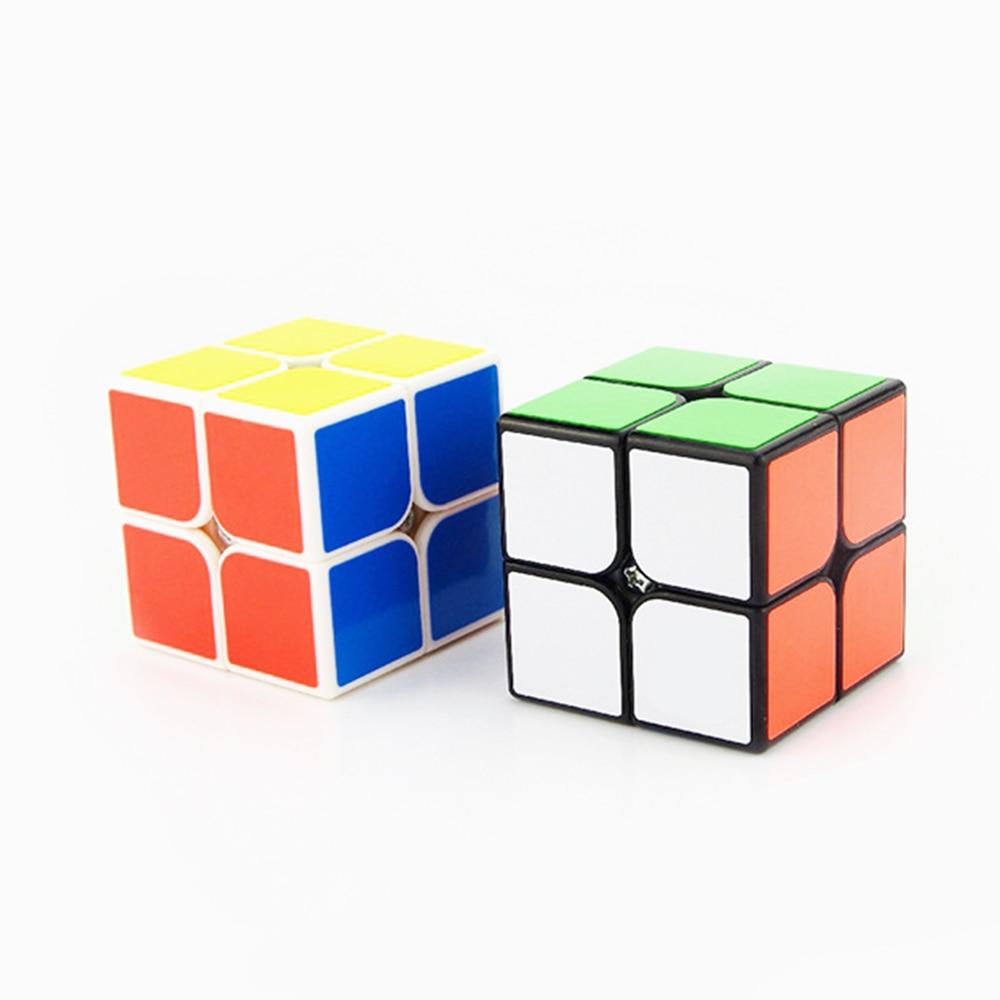 Classic 2x2x2 Magic Speed Cubes Puzzle Twist Professional Classic Educational Cubo Magico font b Toys b