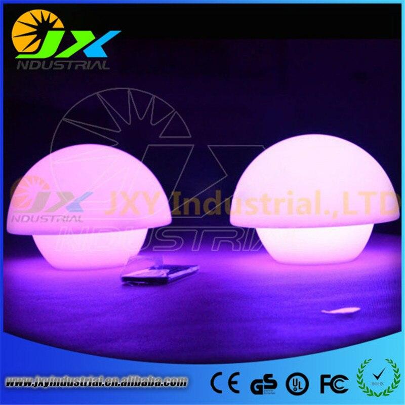 Novelty Night Light EU & US Plug Mushroom Fungus Luminaria Lamp  3 LED Mushroom Lamp led night lights night shall overtake us