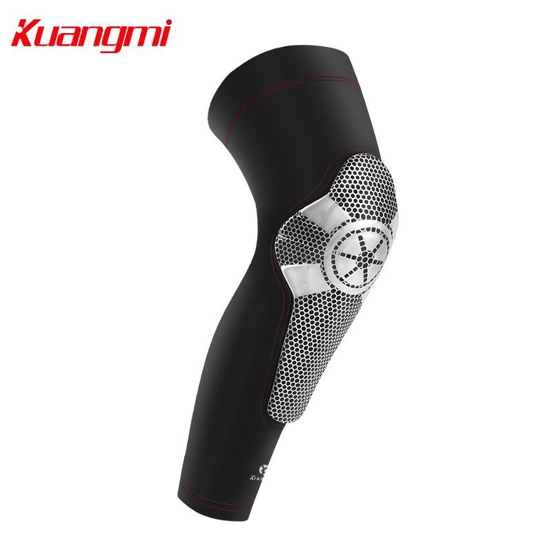 Kuangmi 1 дана Super-Wrapped Knee Pad Баскетбол - Спорттық киім мен керек-жарақтар - фото 2